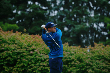 Hunter Mahan Nationwide Children's Hospital Championship - Round Three
