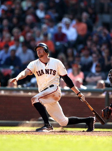 Gallery For Gt Hunter Pence Batting