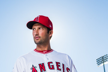 Huston Street Los Angeles Angels of Anaheim Photo Day