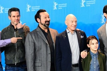 Hutch Parker 'Logan' Photo Call - 67th Berlinale International Film Festival