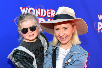 Hutton Michael Cameron Premiere Of Paramount Pictures' 'Wonder Park' - Red Carpet
