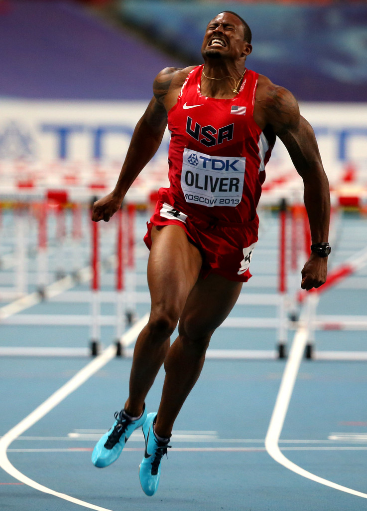 IAAF World Athletics Championships Moscow: Day 3