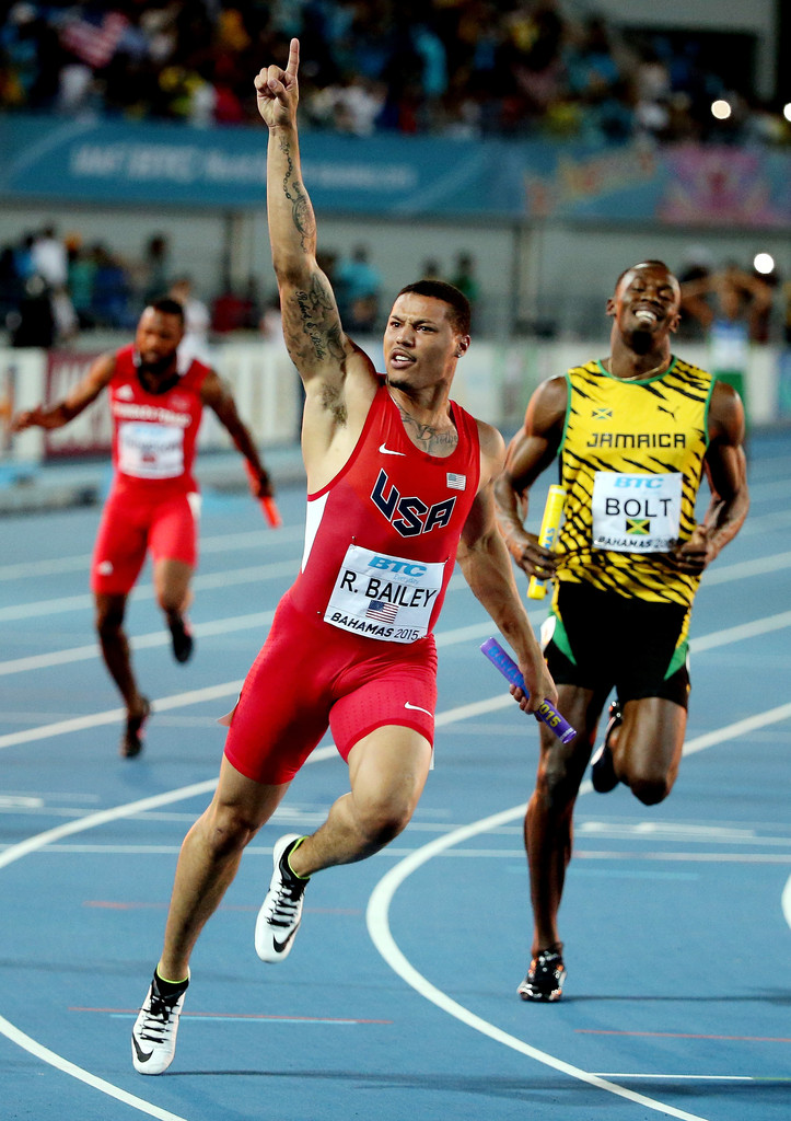 Darryl Gay Rules Sprints And More District Track And Field News
