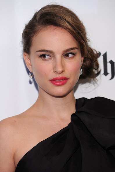 Actress Natalie Portman attends IFP's 20th Annual Gotham Independent Film Awards at Cipriani, Wall Street on November 29, 2010 in New York City.