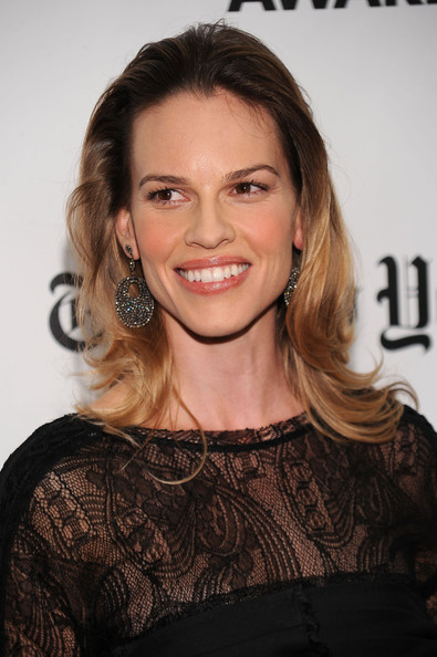 Actress Hilary Swank attends IFP's 20th Annual Gotham Independent Film Awards at Cipriani, Wall Street on November 29, 2010 in New York City.