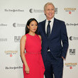 Jeff Sharp and Constance Wu