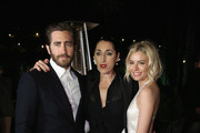 Jake Gyllenhaal and Sienna Miller Photos Photo