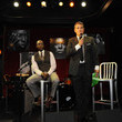 Stuart Ford and Don Cheadle