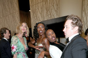Heidi Gardner, Ego Nwodim, Chris Redd and Beck Bennett attend IMDb LIVE After the Emmys Presented by CBS All Access on September 22, 2019 in Los Angeles, California.