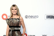 Heidi Klum walks the red carpet at the Elton John AIDS Foundation Academy Awards Viewing Party on February 09, 2020 in Los Angeles, California.