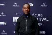 David Oyelowo of 'Relive' attends The IMDb Studio at Acura Festival Village on location at The 2019 Sundance Film Festival - Day 2  on January 26, 2019 in Park City, Utah.