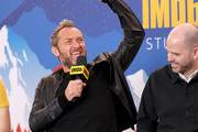 Jude Law and Sean Durkin of 'The Nest' attend the IMDb Studio at Acura Festival Village on location at the 2020 Sundance Film Festival – Day 3 on January 26, 2020 in Park City, Utah.