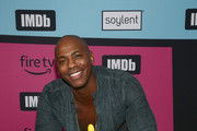 Mehcad Brooks attends the #IMDboat Party presented by Soylent and Fire TV at San Diego Comic-Con 2019 at the IMDb Yacht on July 19, 2019 in San Diego, California.