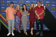 Sam Lerner Hayley Orrantia Photos Photo