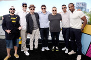 Anthony Mackie and Joe Russo Photos Photo