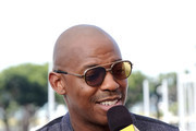 Mehcad Brooks speaks onstage at the #IMDboat at San Diego Comic-Con 2019: Day Three at the IMDb Yacht on July 20, 2019 in San Diego, California.