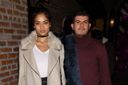 Shanina Shaik and Eli Mizrahi Photos Photo