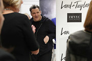 Designer Isaac Mizrahi attends the IMNYC Fashion presentation with Isaac Mizrahi at Lord & Taylor on October 6, 2016 in New York City.