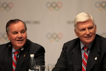 Pat Ryan IOC 2016 Olympic Venue Announcement - Day Two