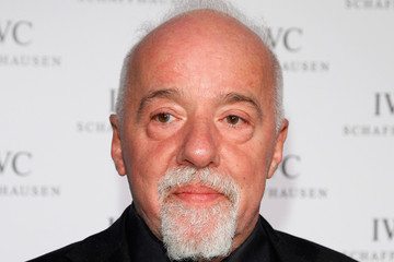 Paulo Coelho IWC Filmmakers Dinner At Eden Roc - Red Carpet Arrivals - 65th Annual Cannes Film Festival