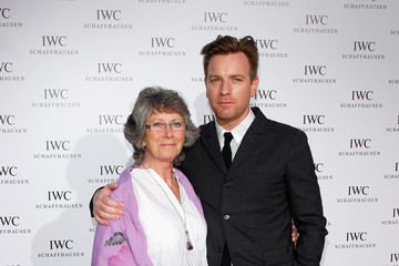 Carol McGregor IWC Filmmakers Dinner At Eden Roc - Red Carpet Arrivals - 65th Annual Cannes Film Festival