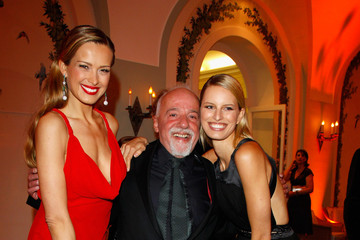 Paulo Coelho IWC Filmmakers Dinner At Eden Roc - Show & Party - 65th Annual Cannes Film Festival