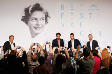 "Iain Canning ""Macbeth"" - Press Conference - The 68th Annual Cannes Film Festival"