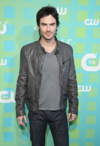 Tvd cast at the The CW Network's New York 2012 Upfront