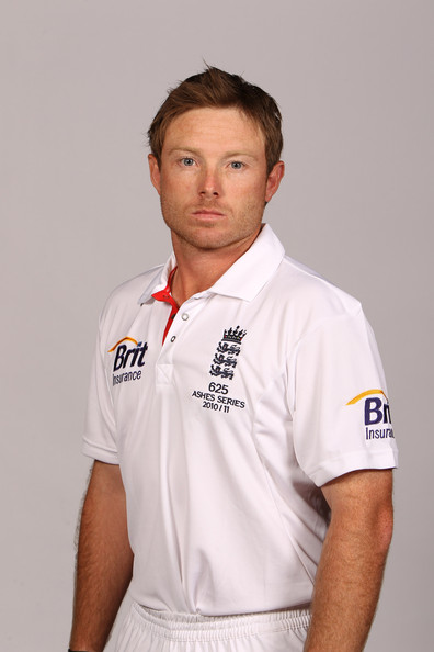 ian bell 2010. Ian Bell Ian Bell poses during