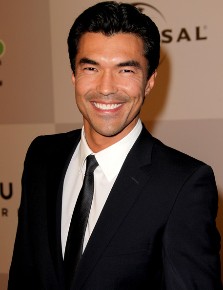 Ian Anthony Dale Actor Ian Anthony Dale arrives at NBC Universal's