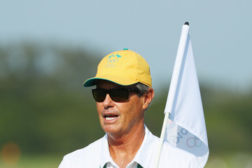 Ian Baker Finch Golf Previews - Olympics: Day 4