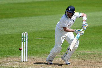 Ian Bell Somerset v Warwickshire  - Specsavers County Championship: Division One