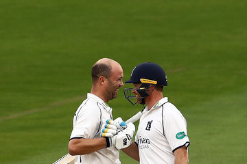 Ian Bell Sussex v Warwickshire - Specsavers County Championship Division Two
