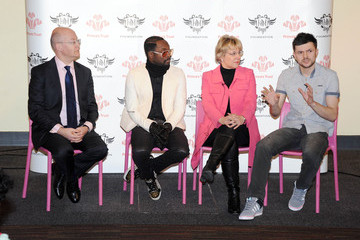 Ian Blatchford Will.i.am Visits The Science Museum To Announce The Prince's Trust New STEM Workshops