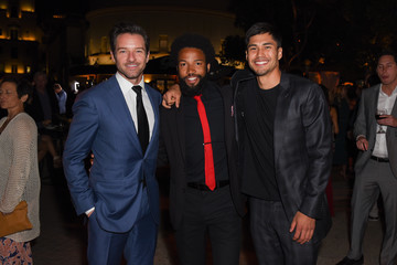 Ian Bohen Denim Richards Premiere Of Paramount Pictures' 'Yellowstone'- After Party