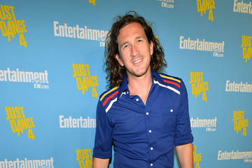 Ian Brennan Entertainment Weekly's 6th Annual Comic-Con Celebration Sponsored By Just Dance 4