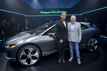 Ian Callum Jaguar Electrifies With I-Pace Concept Car