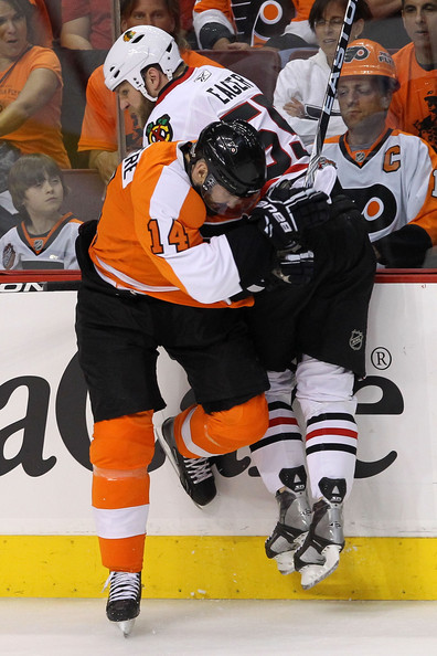 Stanley Cup Finals - Chicago Blackhawks v Philadelphia Flyers - Game Four