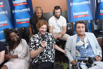 Ian McShane SiriusXM's Entertainment Weekly Radio Channel Broadcasts From Comic-Con 2016 - Day 2