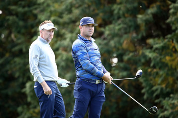 Ian Poulter The CJ Cup - Round Two