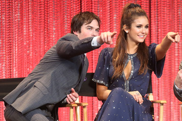 Ian Somerhalder 'The Vampire Diaries' Honored at PaleyFest