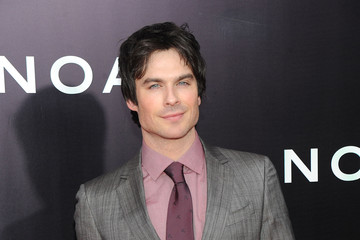 Ian Somerhalder 'Noah' Premieres in NYC — Part 3