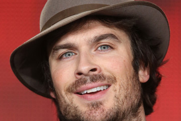 Ian Somerhalder Winter TCA Tour: Day 5