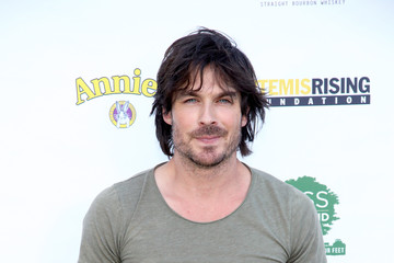 """Ian Somerhalder The Sunset Strip Presents Late Night Drive-In Premiere Of Documentary Film """"Kiss The Ground"""""""