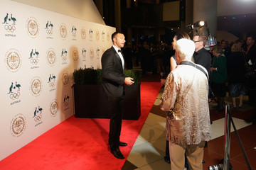 Ian Thorpe Prime Minister's Olympic Dinner
