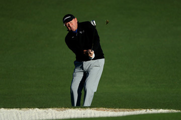 Ian Woosnam The Masters - Round Two