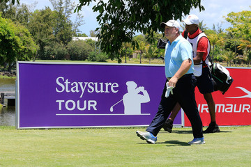Ian Woosnam MCB Tour Championship - Day One
