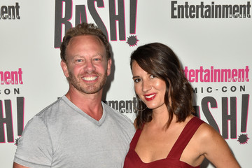 Ian Ziering Erin Ludwig Entertainment Weekly Comic-Con Celebration - Arrivals