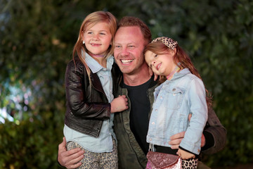 Ian Ziering Premiere of Columbia Pictures' 'Jumanji: Welcome to the Jungle' - Arrivals