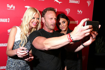 Ian Ziering Tara Reid Comic-Con International 2015 - 'Sharknado 3' Party